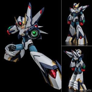 【ロックマンX】RIOBOT『ファルコンアーマー Ver.EIICHI SIMIZU』可動フィギュア【千値練】より2020年10月発売予定♪