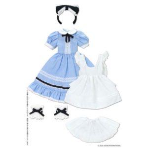 【ピュアニーモ】PNS『夢見る少女のアリス ドレスセット』1/6 ドール服【アゾン】より2020年3月発売予定♪
