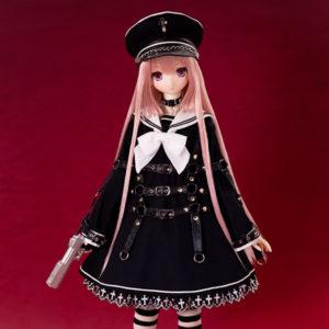 【ブラックレイヴン】Black Raven『Lilia(リリア)†拘束聖少女† コウソクセイントガール』1/3 完成品ドール【アゾン】より2020年4月発売予定☆