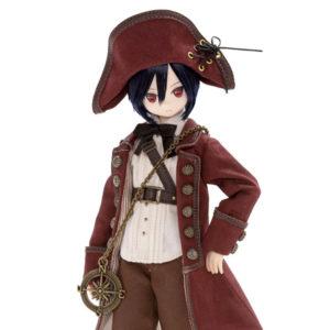 【Alvastaria】アルヴァスタリア『ルキノ ~海賊少年の夢~』1/6 完成品ドール【アゾン】より2020年3月発売予定♪