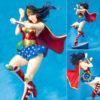 【ワンダーウーマン】DC COMICS美少女『アーマード ワンダーウーマン 2nd Edition』1/7 完成品フィギュア【コトブキヤ】より2020年9月再販予定♪