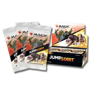 【マジック:ザ・ギャザリング】MTG『Jump Start 英語版』トレカ【Wizards of the Coast】より2020年7月発売予定♪