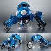【攻殻機動隊】ROBOT魂〈SIDE GHOST〉『タチコマ-攻殻機動隊 SAC_2045-』可動フィギュア【BANDAI SPIRITS】より2020年8月発売予定♪