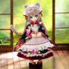 【Lil' Fairy】子猫の手も借りたい?『イルミィ』1/12 完成品ドール【アゾン】より2020年4月発売予定☆