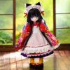 【Lil' Fairy】子猫の手も借りたい?『ピチカ』1/12 完成品ドール【アゾン】より2020年5月発売予定☆