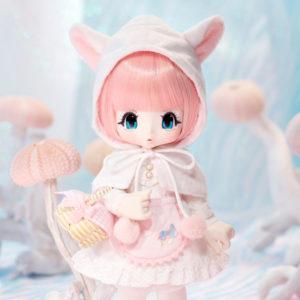 【KIKIPOP!】キキポップ!『シロズキンちゃん 5th anniversary ver.』完成品ドール【アゾン】より2020年5月発売予定♪
