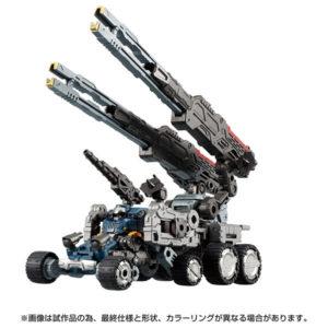 【ダイアクロン】トライヴァース『DA-55 ヴァースライザー2号』可動フィギュア【タカラトミー】より2020年9月発売予定♪