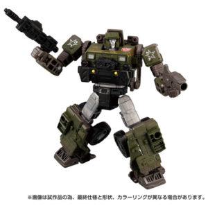 【トランスフォーマー】ウォーフォーサイバトロン『WFC-02 ハウンド』可変可動フィギュア【タカラトミー】より2020年9月発売予定