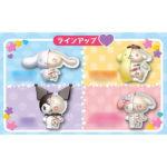 【サンリオ】立体パズル『KAITAI FANTASY サンリオキャラクターズ』4個入りBOX【メガハウス】より2020年8月発売予定♪