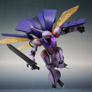 【ダンバイン】ROBOT魂〈SIDE AB〉『ダンバイン(SHADOW FINISH Ver.)』可動フィギュア【バンダイ】より2020年10月発売予定♪