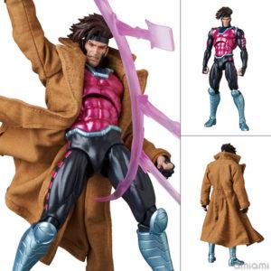 【X-MEN】マフェックス『ガンビット コミック版/GAMBIT COMIC Ver.』可動フィギュア【メディコム・トイ】より2021年3月発売予定♪