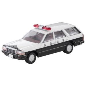 【トミカ】リミテッドヴィンテージ ネオ『グロリアバンDX パトロールカー(兵庫県警)』『セドリックワゴンSGLリミテッド』1/64 ミニカー【トミーテック】より2020年9月発売予定♪