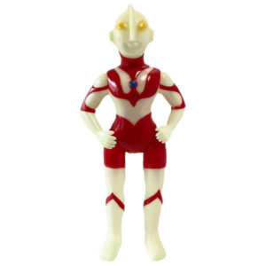 【ウルトラマン】宮沢模型 流通限定『ウルトラマン450 蓄光版』ソフビ【マルサン】より2020年7月発売予定♪