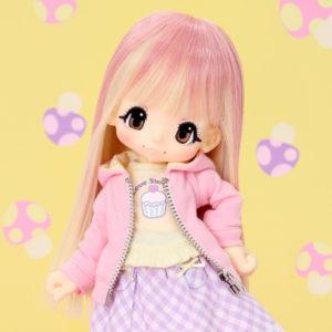 【KIKIPOP!】キキポップ!『Cupcake Dream(カップケーキ ドリーム)』完成品ドール【アゾン】より2020年5月発売予定♪