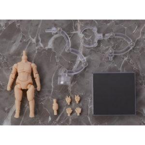 ねんどろいどどーる『archetype:Man』アーキタイプ 男の子ボディ ドール素体【グッドスマイルカンパニー】より2020年9月発売予定♪