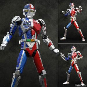 【超人機メタルダー】HAF『メタルダー』ヒーローアクションフィギュア【EVOLUTION・TOY】より2020年9月発売予定♪