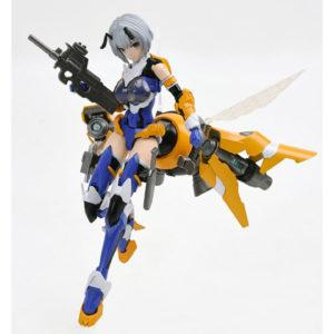 【雛蜂-B.E.E】1/10.5『瑠璃』プラモデル【ヌークマトリックス】より2020年7月発売予定♪
