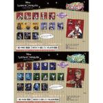 【ツイステ】ディズニー ツイステッドワンダーランド『ビジュアル色紙コレクション vol.1/vol.2』BOX【エンスカイ】より2020年8月発売予定♪