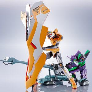 【エヴァ】ROBOT魂〈SIDE EVA〉『ヤシマ作戦再現用ポジトロンライフル+ESVシールド+G型装備セット』可動フィギュア【バンダイ】より2020年12月発売予定♪