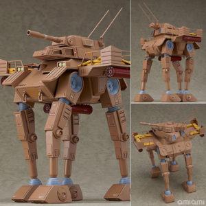【ダグラム】COMBAT ARMORS『アビテート F44B テキーラガンナー』1/72 プラモデル【マックスファクトリー】より2020年10月発売予定♪
