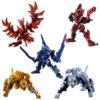 【アニマギア】食玩『アニマギア5』可動組み立てフィギュア 10個入りBOX【バンダイ】より2020年10月発売予定♪