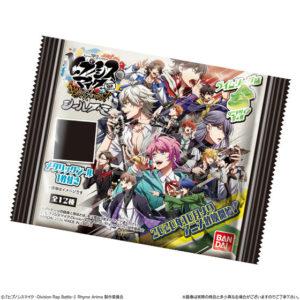 【ヒプマイ】食玩『ヒプノシスマイク Rhyme Anima シールグミ』12個入りBOX【バンダイ】より2020年10月発売予定♪
