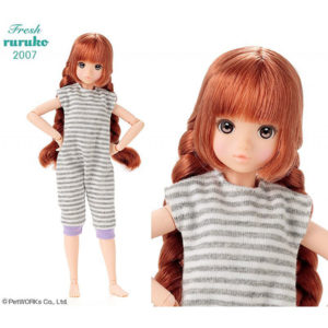 【ruruko】るるこ『Fresh ruruko 2007』完成品ドール【ペットワークス】より2020年7月発売予定♪