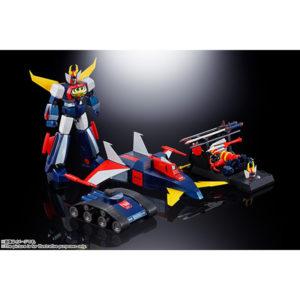 【トライダーG7】超合金魂『GX-66R 無敵ロボ トライダーG7』可動フィギュア【BANDAI SPIRITS】より2020年10月発売予定♪