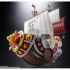 【ワンピース】超合金『サウザンド・サニー号』ONE PIECE 可動フィギュア【BANDAI SPIRITS】より2020年10月発売予定♪