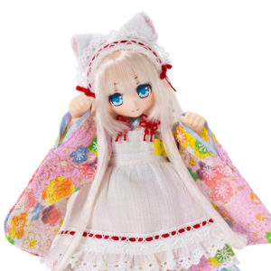 【Lil' Fairy】子猫の手も借りたい?『ハーミア』1/12 完成品ドール【アゾン】より2020年6月発売予定☆