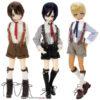 【ピュアニーモ】PNXS『星を追う少年setII』1/6 ドール服【アゾン】より2020年6月発売予定♪