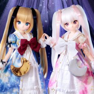 【Iris Collect petit】アイリスコレクト プチ『あんな/Stellar light twins』1/3 完成品ドール【アゾン】より2020年11月発売予定☆