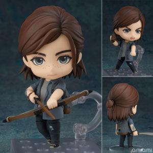 【The Last of Us】ねんどろいど『エリー』ザ・ラスト・オブ・アス Part II 可動フィギュア【グッドスマイルカンパニー】より2020年11月発売予定♪