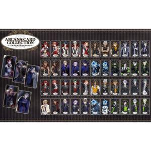 【ツイステ】ディズニー ツイステッドワンダーランド『アルカナカードコレクション』15個入りBOX【エンスカイ】より2020年9月発売予定☆