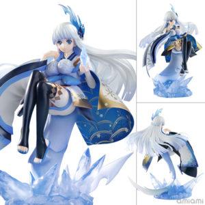 【陰陽師】1/8『雪女』陰陽師本格幻想RPG 完成品フィギュア【NetEase Games】より2020年8月発売予定