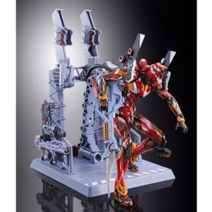 【エヴァ】METAL BUILD『エヴァンゲリオン2号機[EVA2020]』可動フィギュア【バンダイ】より2020年11月発売予定♪