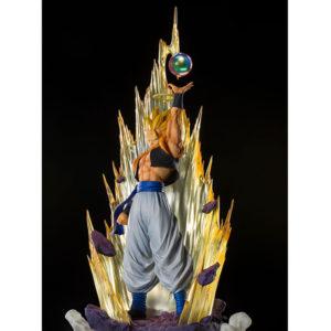 【ドラゴンボールZ】フィギュアーツZERO『スーパーサイヤ人ゴジータ[超激戦]復活のフュージョン』完成品フィギュア【バンダイ】より2020年12月発売予定♪