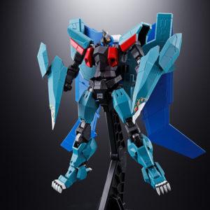 【超獣機神ダンクーガ】超合金魂『GX-94 ブラックウイング』可変可動フィギュア【バンダイ】より2021年1月発売予定♪