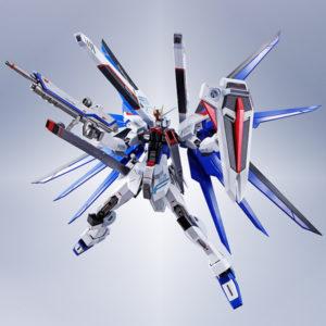 【ガンダムSEED】METAL ROBOT魂〈SIDE MS〉『フリーダムガンダム』可動フィギュア【バンダイ】より2021年1月発売予定♪