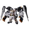 【ガンダム A.O.Z】MOBILE SUIT ENSEMBLE『ガンダムTR-1 ギガンティック・アーム・ユニット装備セット』デフォルメ可動フィギュア【バンダイ】より2020年12月発売予定♪
