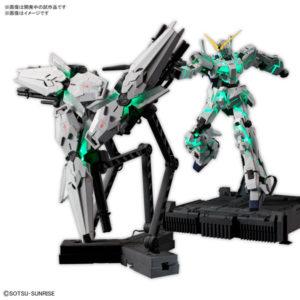 【ガンプラ】MGEX 1/100『ユニコーンガンダム Ver.Ka』ガンダムUC プラモデル【BANDAI SPIRITS】より2020年9月発売予定☆