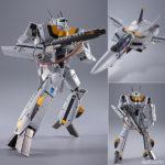 【マクロス】DX超合金『初回限定版 VF-1S バルキリー ロイ・フォッカースペシャル』可変可動フィギュア【BANDAI SPIRITS】より2020年11月発売予定☆