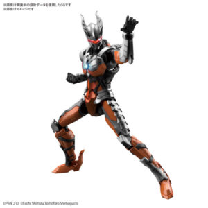 【ULTRAMAN】フィギュアライズ スタンダード『ULTRAMAN SUIT DARKLOPS ZERO(ダークロプスゼロ スーツ)ACTION』1/12 プラモデル【バンダイ】より2020年11月発売予定♪