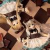 【Alvastaria】アルヴァスタリア『メリル 本と鏡と小さなアリス』1/6 完成品ドール【アゾン】より2020年12月発売予定♪