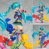 【ボカロ】1/8『初音ミク MIKU EXPO 5th Anniv. / Lucky☆Orb:UTA X KASOKU Ver.』美少女フィギュア【グッドスマイルカンパニー】より2022年4月発売予定♪