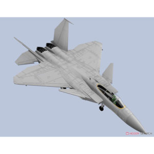 【パトレイバー】1/144『F-15改 イーグルプラス』プラモデル【HMA GARAGE】より2020年11月発売予定☆