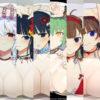 【閃乱カグラ】等身大おっぱいマウスパッド『柳生』『斑鳩』『夜桜』『日影』『両備』グッズ【Softgarage】より2020年9月再販予定♪