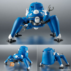 【攻殻機動隊】ROBOT魂〈SIDE GHOST〉『タチコマ 攻殻機動隊 S.A.C. 2nd GIG&SAC_2045』可動フィギュア【BANDAI SPIRITS】より2020年12月発売予定♪