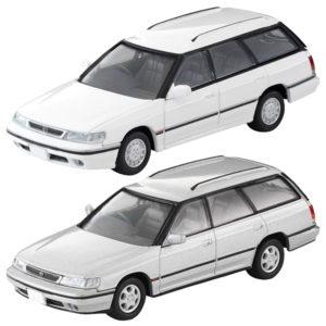 【トミカ】リミテッドヴィンテージ ネオ『スバル レガシィ ツーリングワゴン』TLV-NEO 1/64 ミニカー【トミーテック】より2020年12月発売予定♪