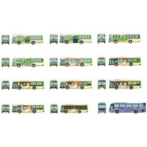 ザ・バスコレクション『都バス スペシャル』12個入りBOX【トミーテック】より2020年12月発売予定♪